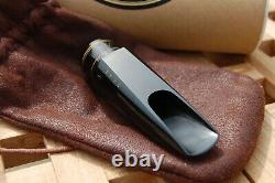 Freddie Gregory Hard Rubber Alto Saxophone Mouthpiece F Model IMMACULATE