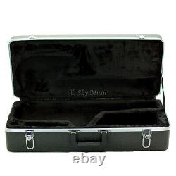 HOLIDAY SALE Sky Alto Saxophone hard +soft case high #F+ Reeds SAX GREAT GIFT