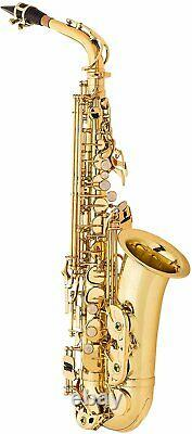 Jean Paul Alto Saxophone AS-400 Key of Eb with Case