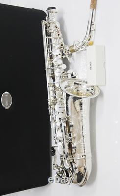 NEW Genuime Yas-62S 04 Alto Saxophone Latest Model Silver Plated For Yamaha
