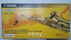 YAMAHA YAS-280 Alto Saxophones for Beginner/Student Gold lacquer B-C# / Free UPS